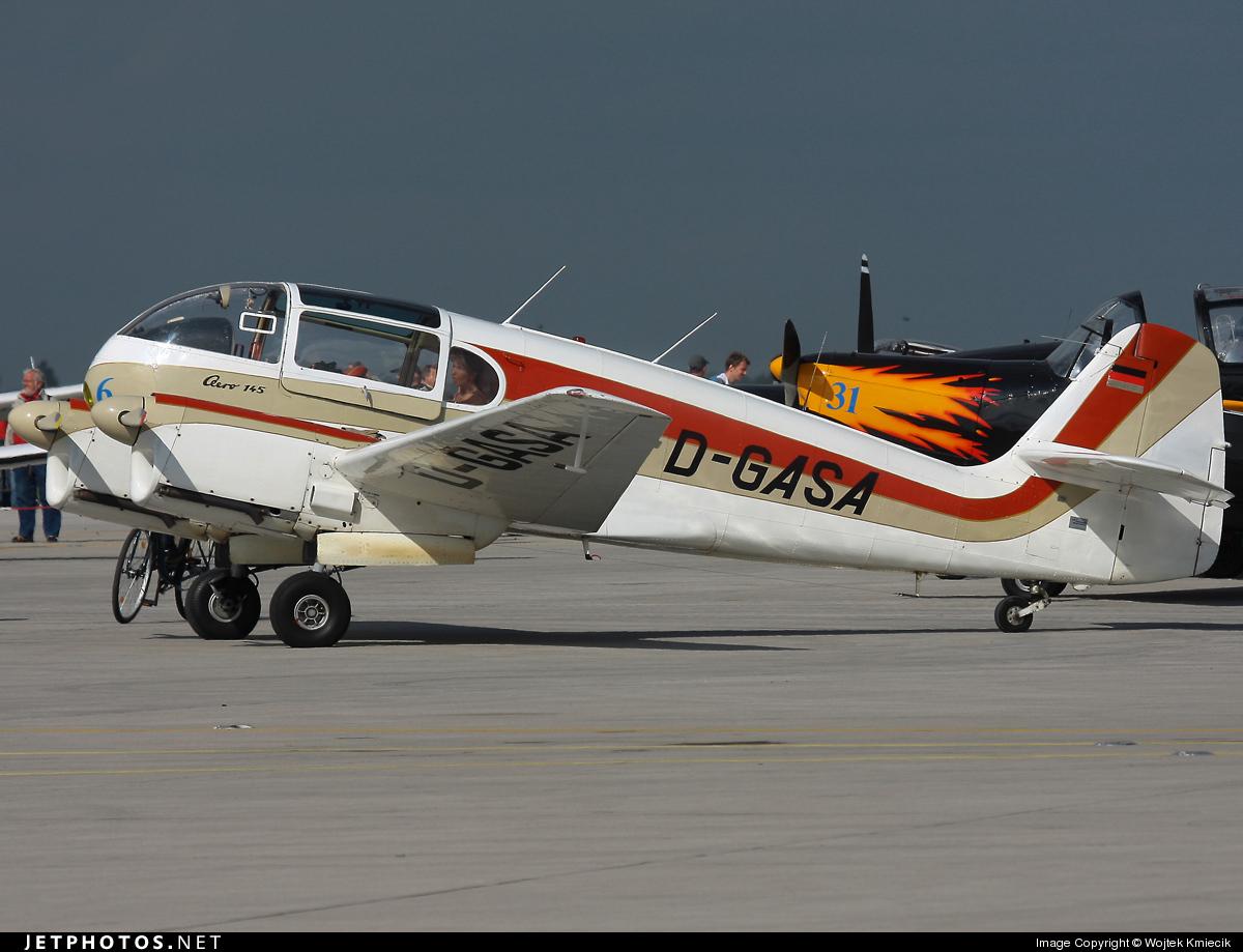 D-GASA - Aero 45 Super Aero - Private