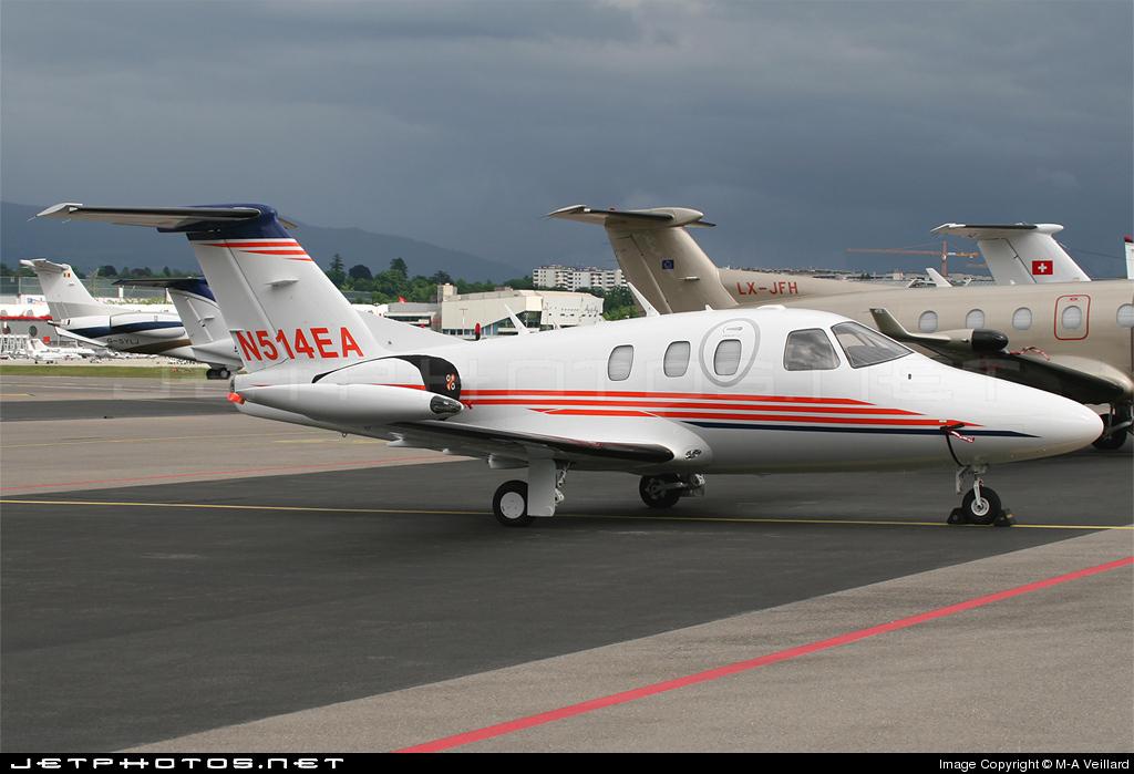 N514EA - Eclipse Aviation Eclipse 500 - Private