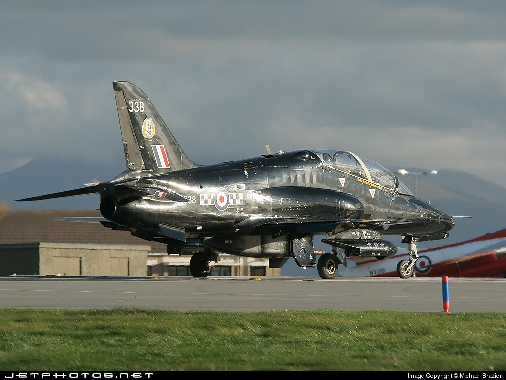 XX338 - British Aerospace Hawk T.1W - United Kingdom - Royal Air Force (RAF)