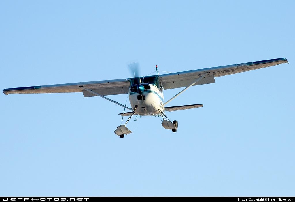 C-FRKR - Cessna 185D Skywagon - Private