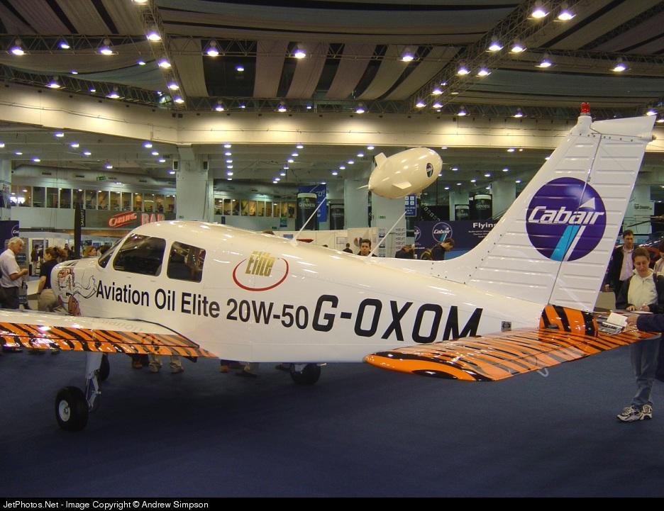 G-OXOM - Piper PA-28-161 Cadet - Cabair