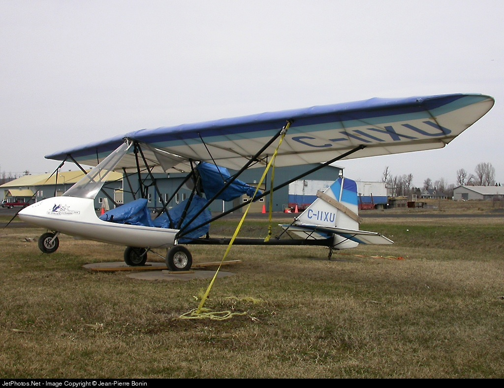 C-IIXU - Beaver RX 550 - Private