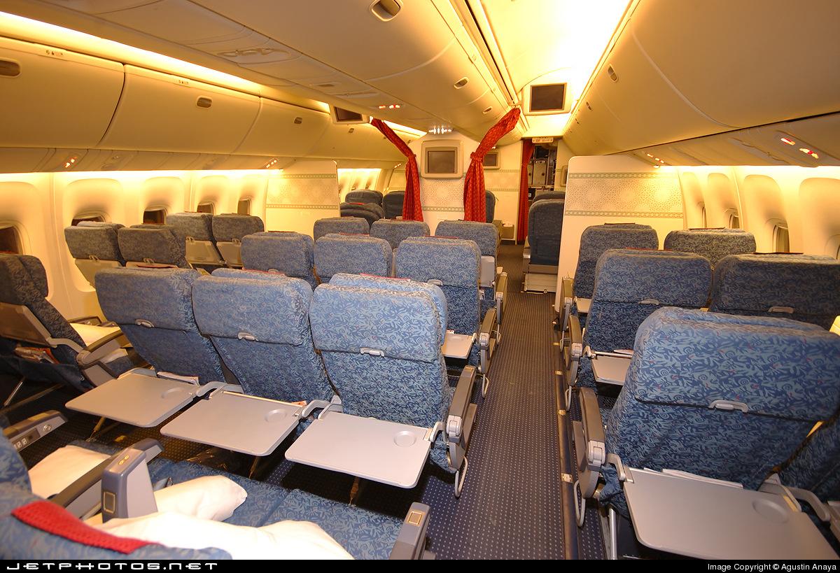 CN-RNS | Boeing 767-36N(ER) | Royal Air Maroc (RAM) | Agustin Anaya ...
