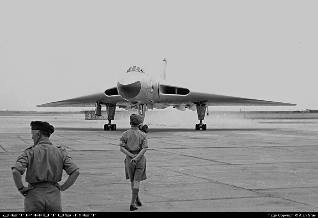 XA897 - Avro 698 Vulcan B.1 - United Kingdom - Royal Air Force (RAF)