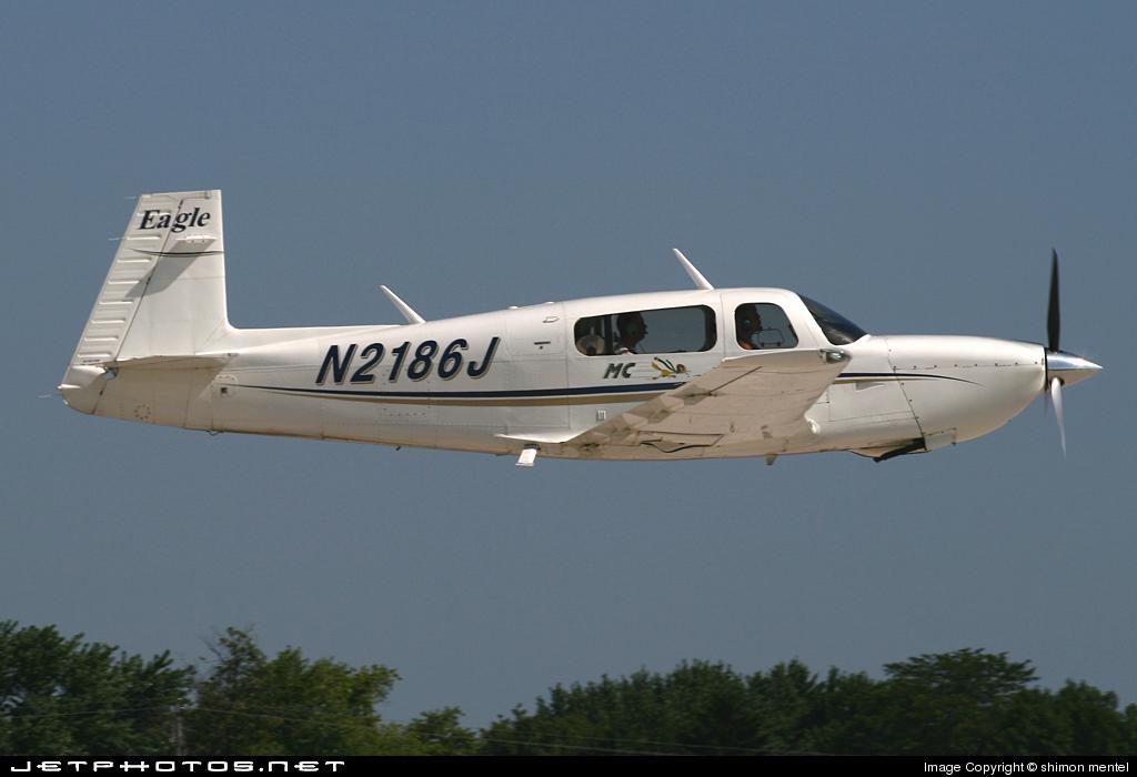 N2186J - Mooney M20S Eagle - Private