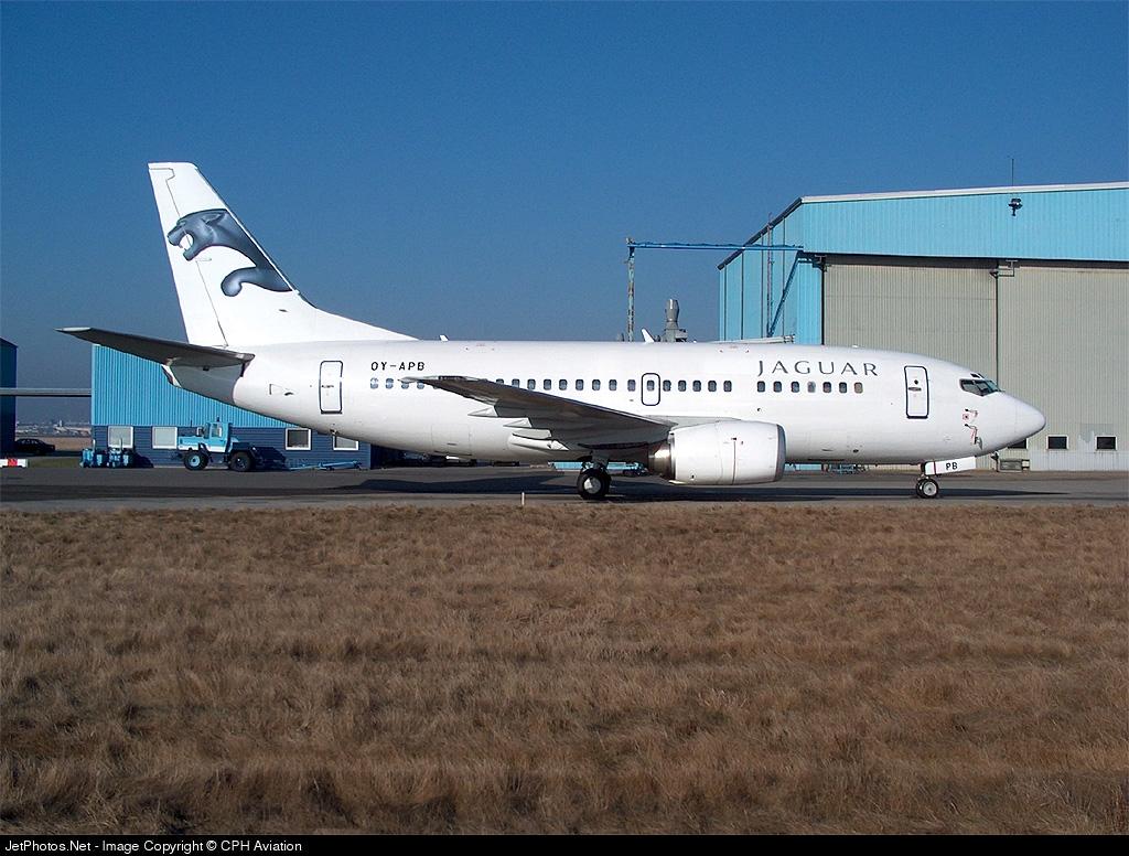 OY-APB - Boeing 737-5L9 - Maersk Air