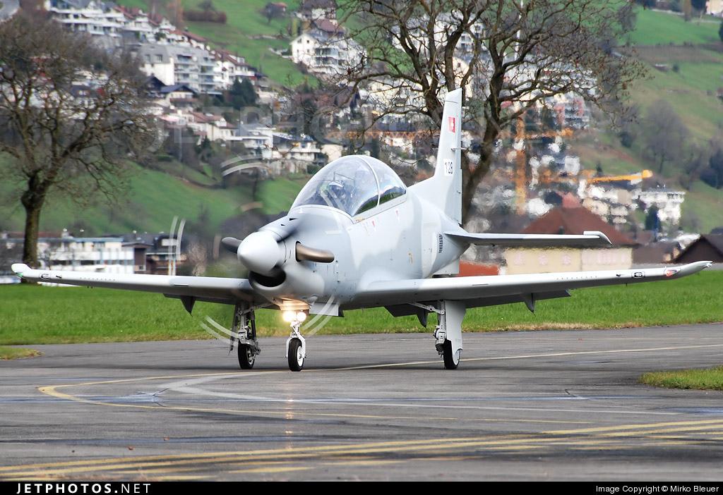 128 - Pilatus PC-21 - Pilatus Aircraft