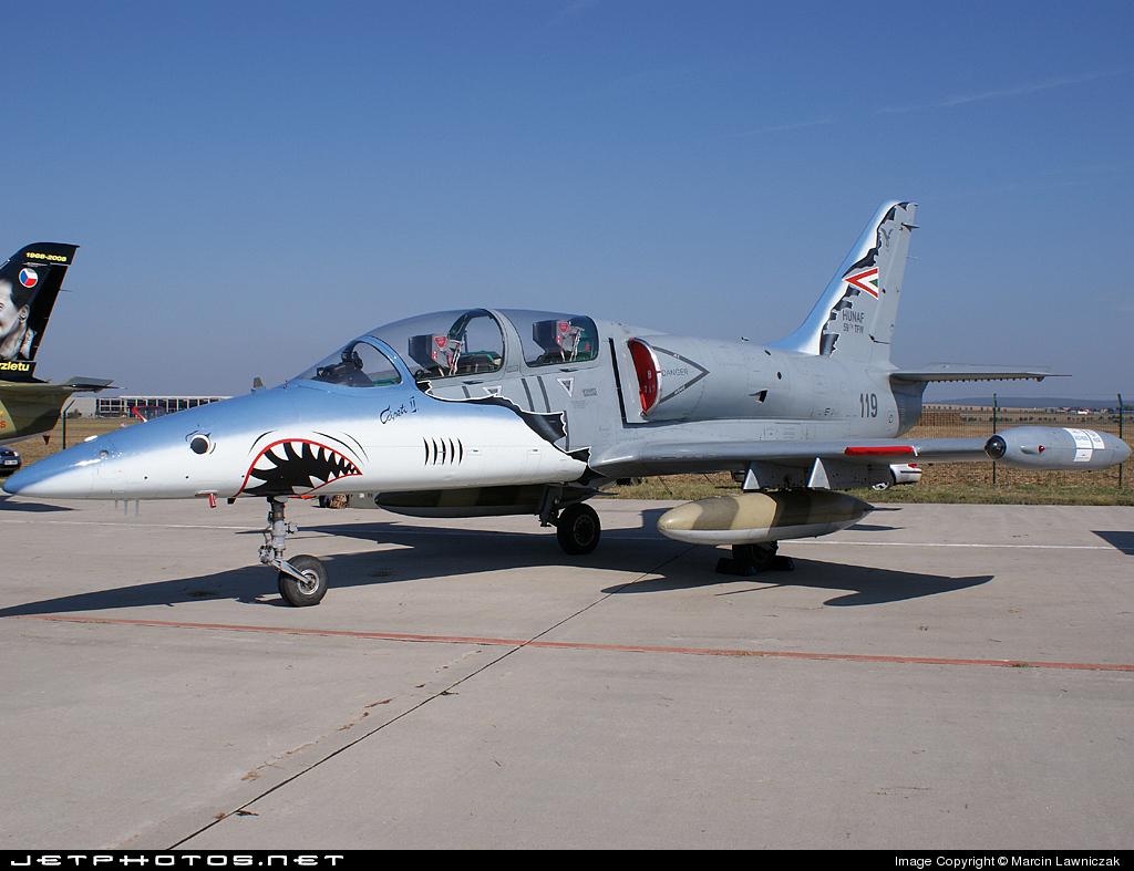 119 - Aero L-39ZO Albatros - Hungary - Air Force