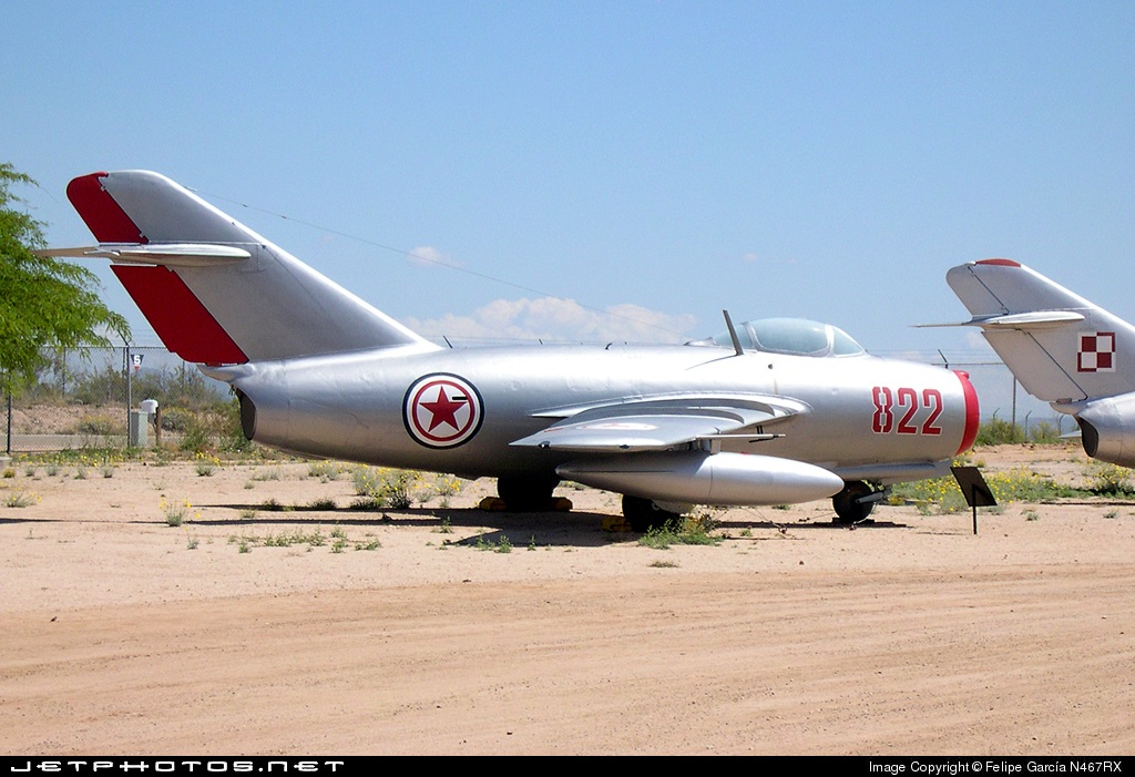 822 - WSK-Mielec SB Lim-2 - North Korea - Air Force