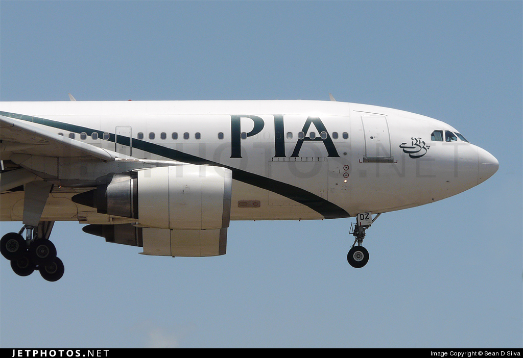 AP-BDZ - Airbus A310-308 - Pakistan International Airlines (PIA)