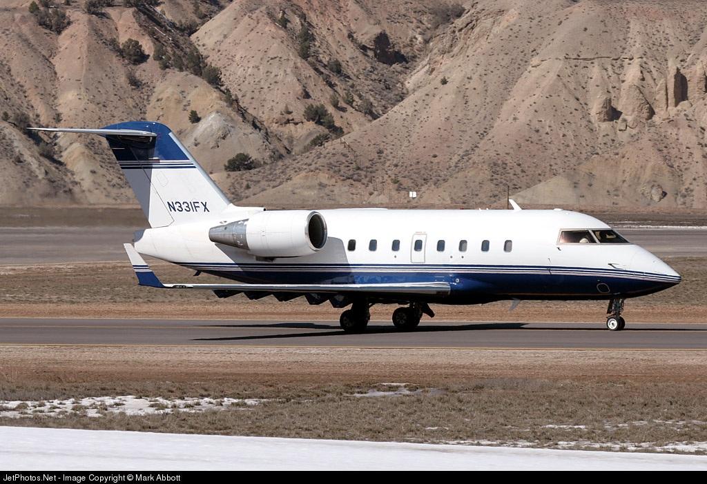 N331FX - Bombardier CL-600-2B16 Challenger 604 - Bombardier Flexjet