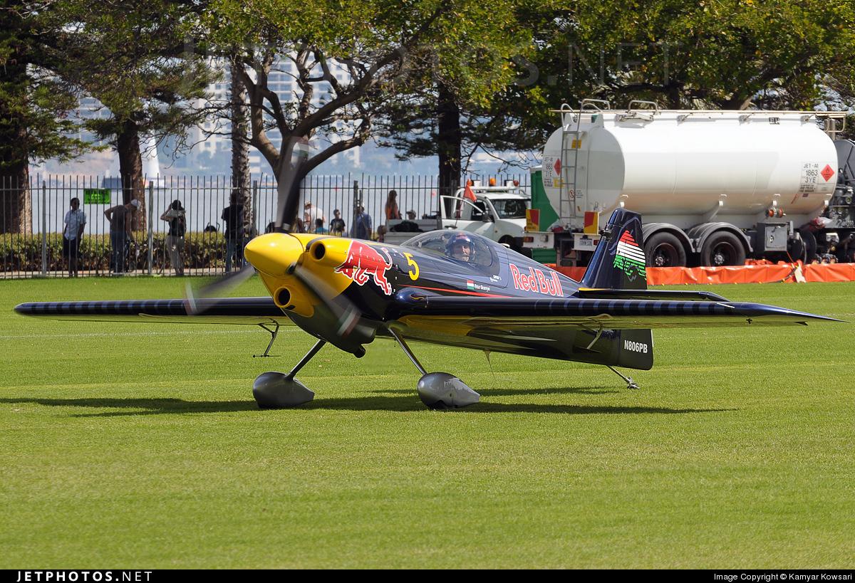 N806PB - MXR Technologies MXS - The Flying Bulls