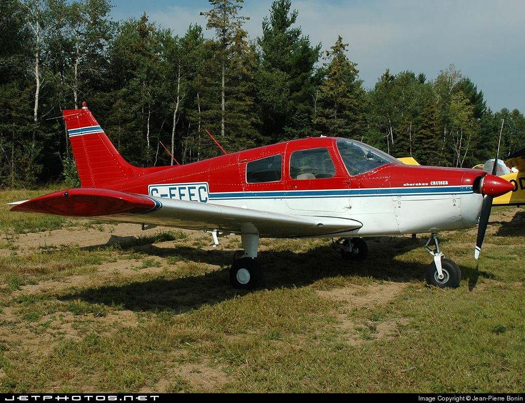 C-FFEC - Piper PA-28-140 Cherokee Cruiser - Private