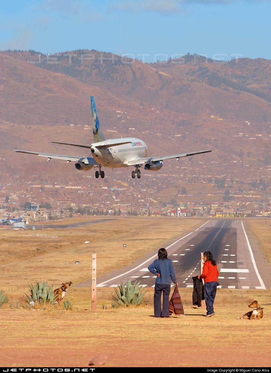 OB-1823 - Boeing 737-2T2(Adv) - Star Perú