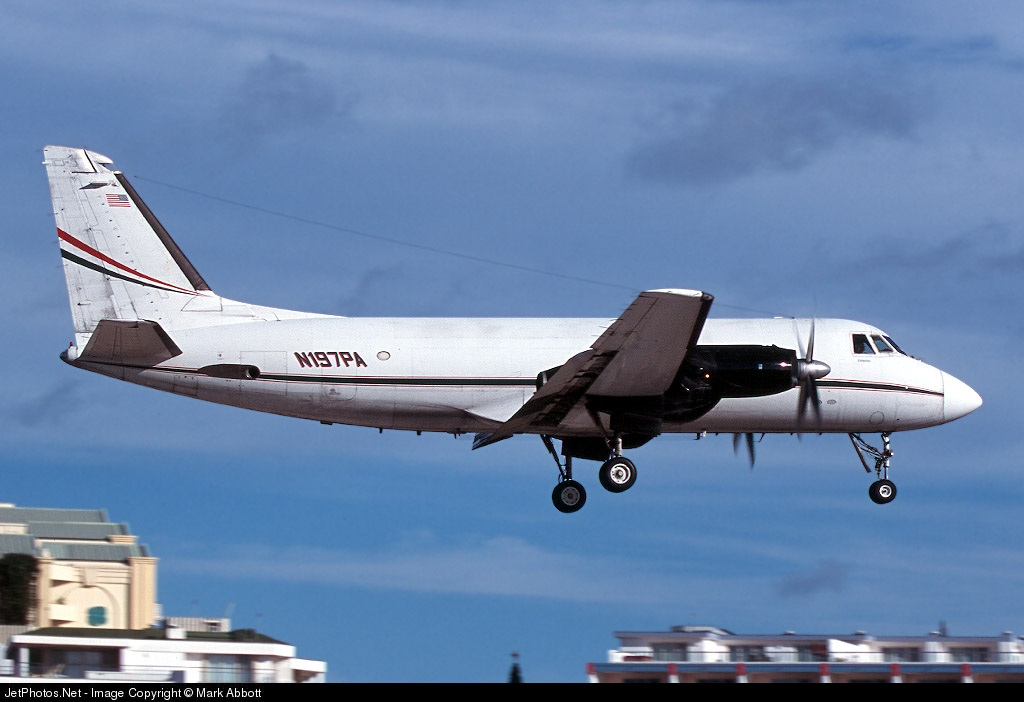 N197PA - Grumman G-159 Gulfstream G-I - Phoenix Air