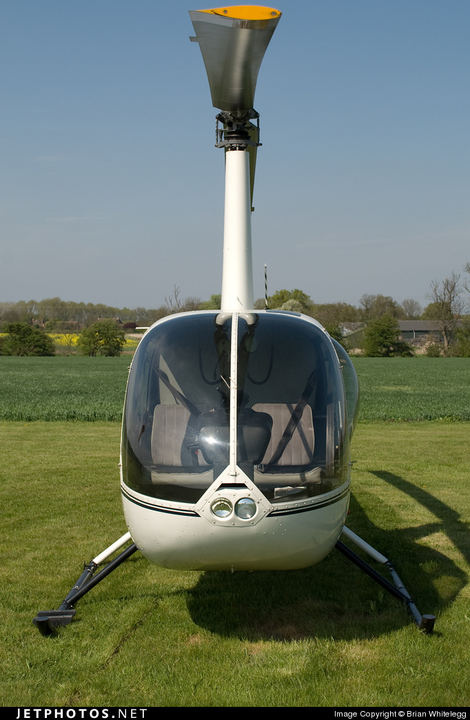 G-CESB - Robinson R44 Raven - Private