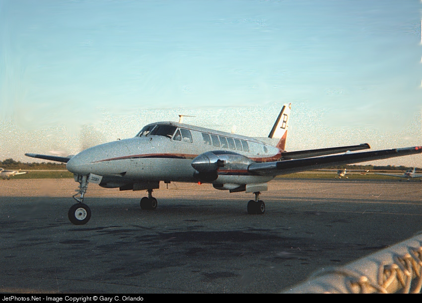 N320BA - Beech 99 Airliner - Britt Airways