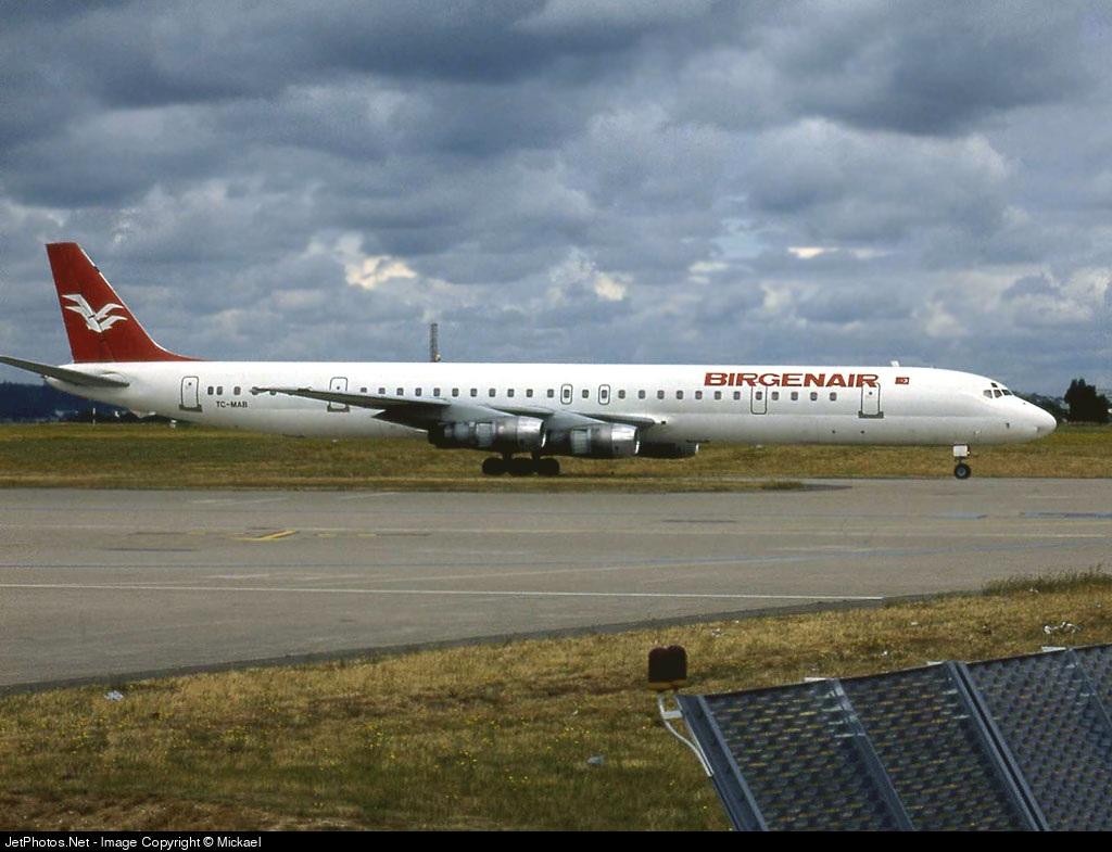TC-MAB - Douglas DC-8-61 - Birgenair
