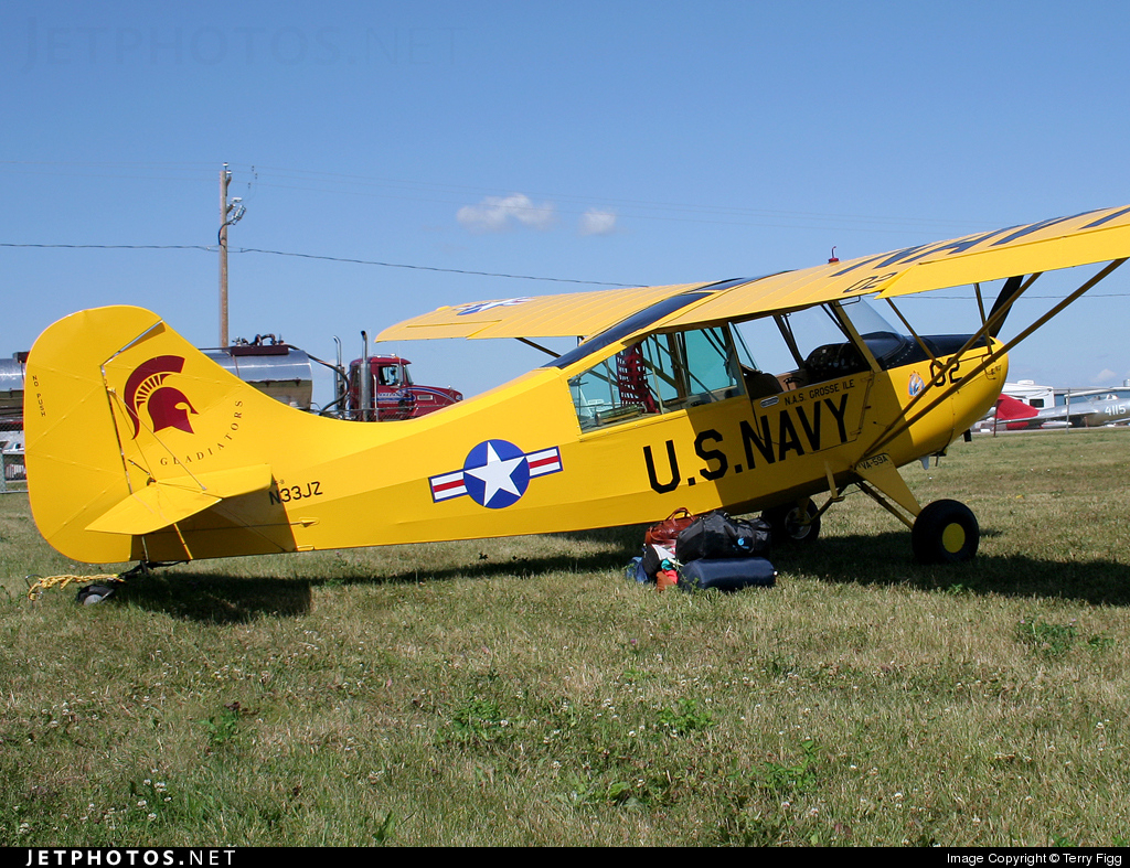 N33JZ - Aeronca 7BCM Champion - Private