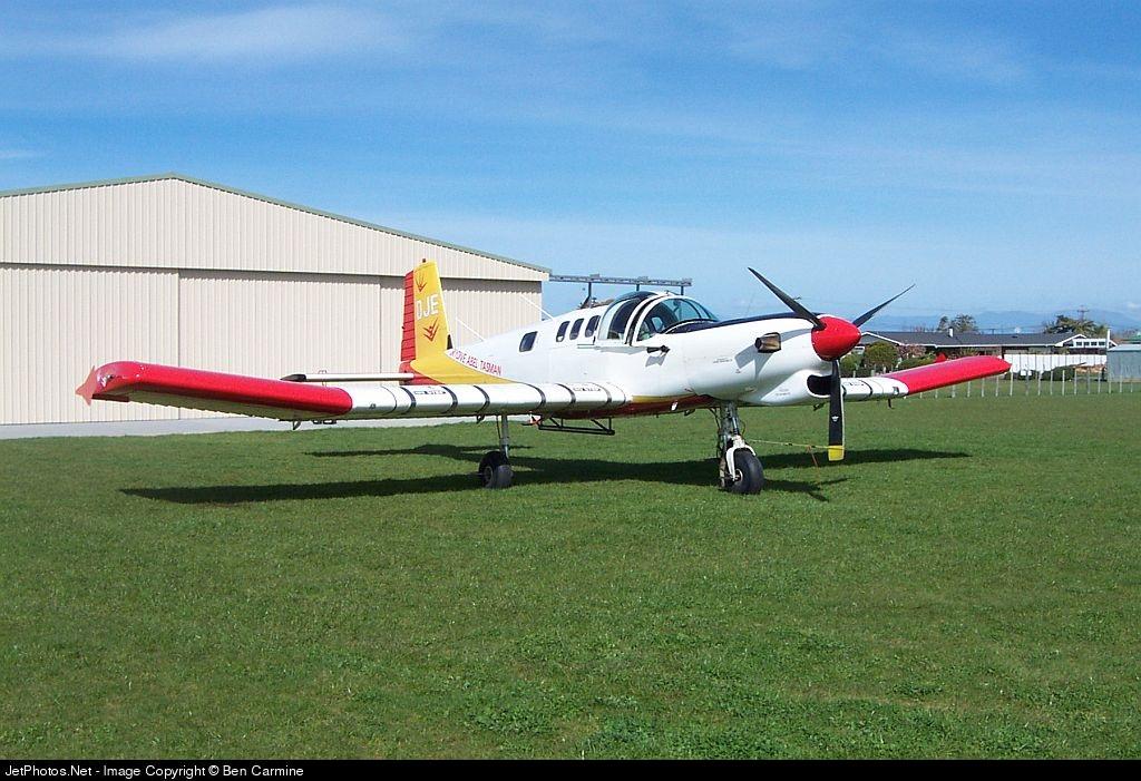 ZK-DJE - NZ Aerospace FU24-950 - Private