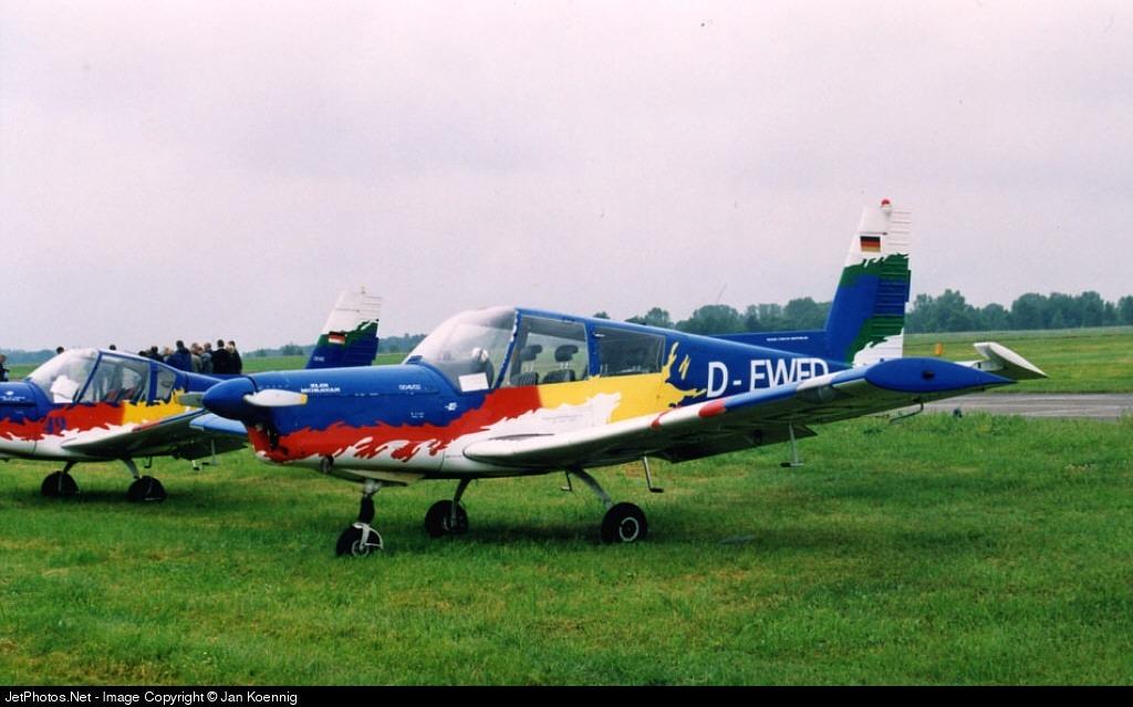 D-EWED - Zlin Z-43 - Private