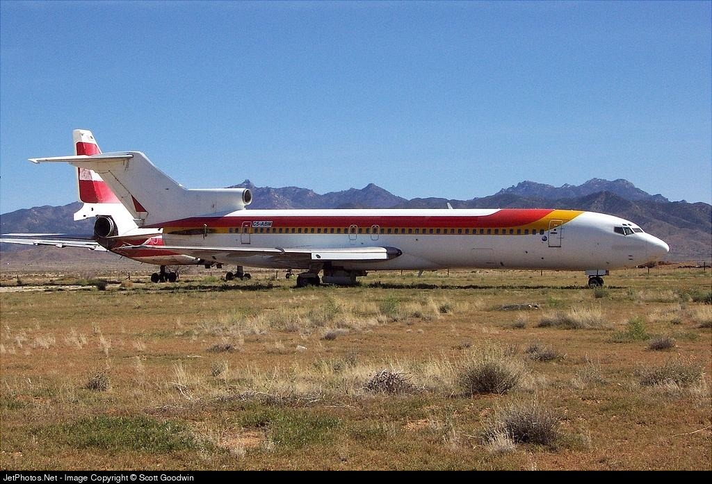 C5-ABM - Boeing 727-256(Adv) - Mahfooz Aviation