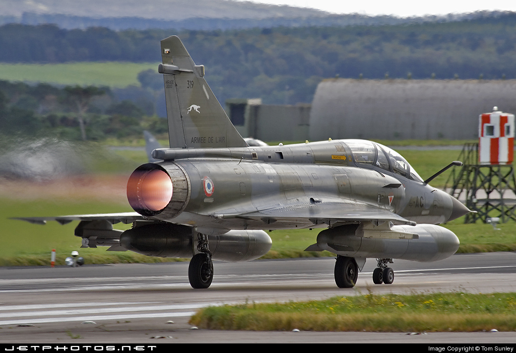 319 - Dassault Mirage 2000N - France - Air Force