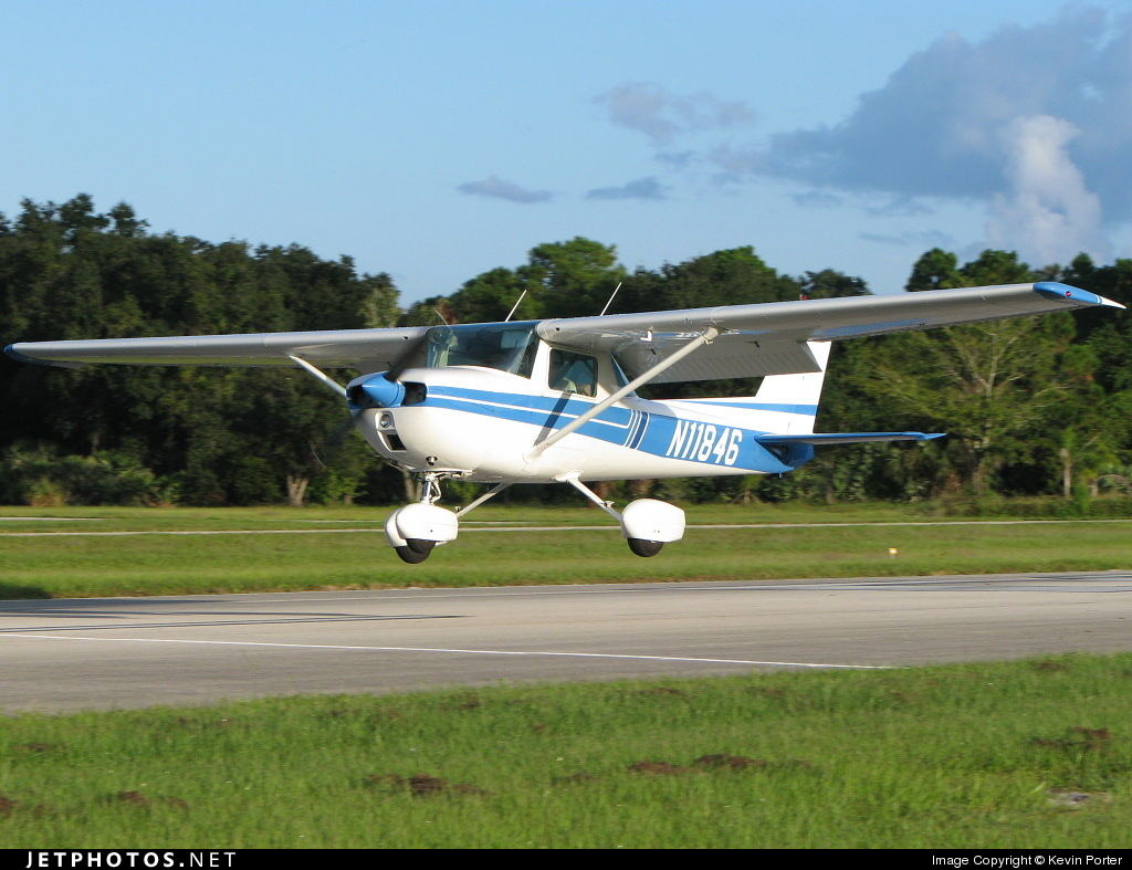 N11846 - Cessna 150L - Private