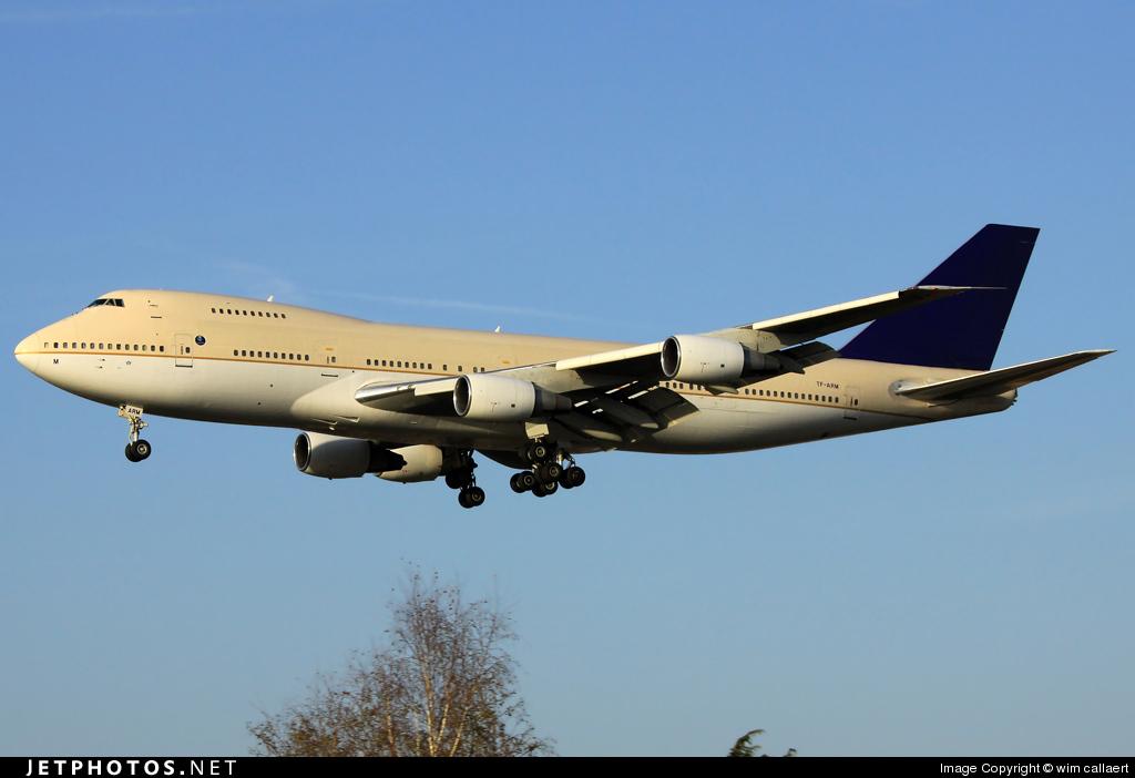 TF-ARM - Boeing 747-230B(SF) - Air Atlanta Icelandic