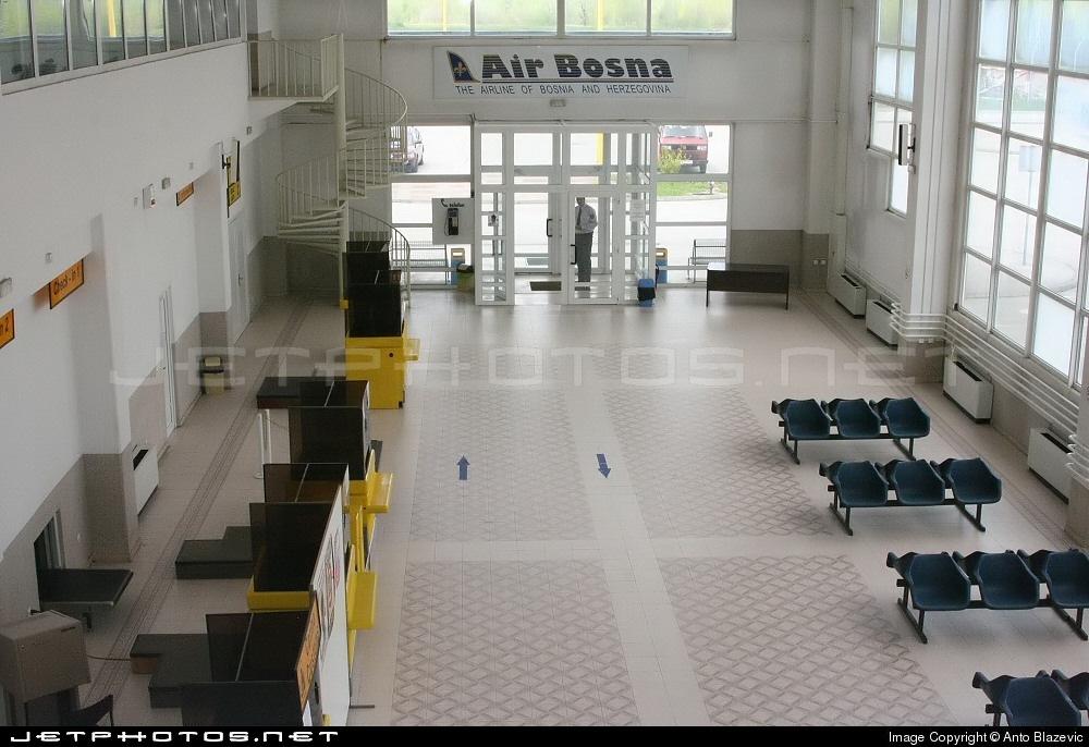 LQTZ - Airport - Terminal
