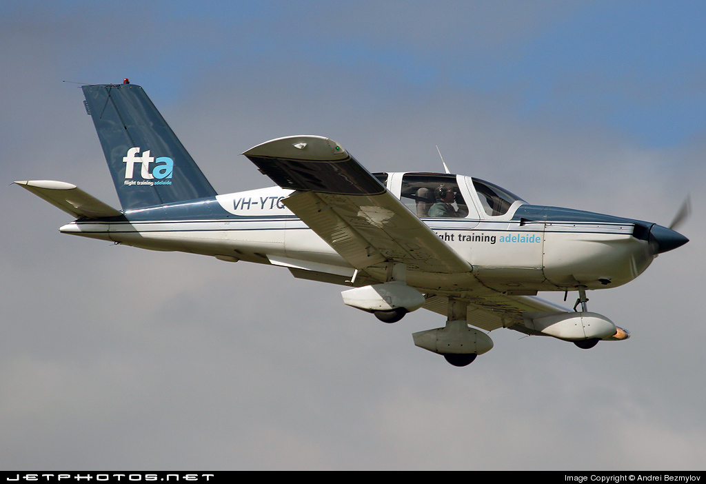 VH-YTQ - Socata TB-10 Tobago - Flight Training Adelaide