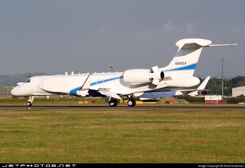 N969GA - Gulfstream G550 Nachshon - Israel - Air Force