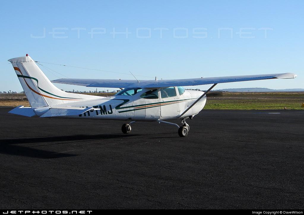 VH-TMJ - Cessna R182 Skylane RG II - Private