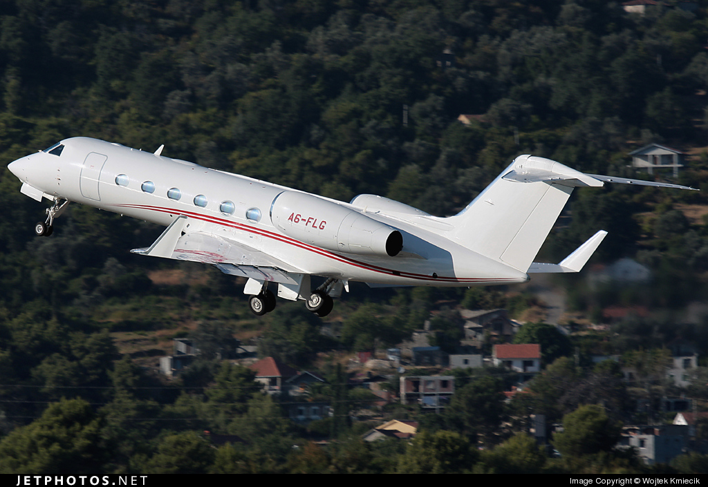 A6-FLG - Gulfstream G450 - Falcon Aviation Services