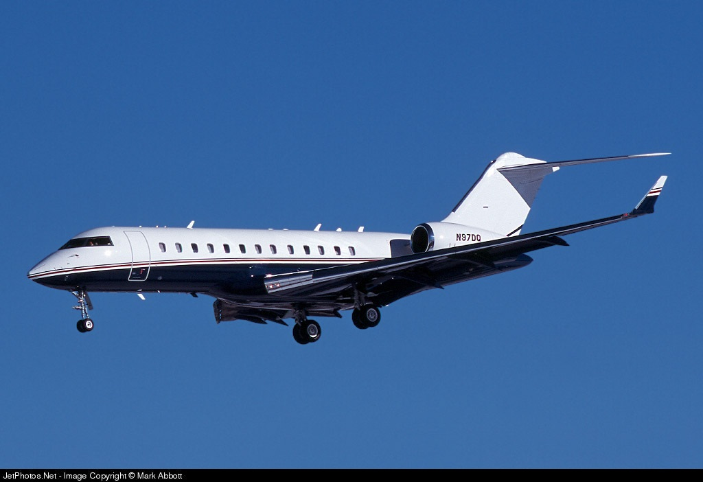 N97DQ - Bombardier BD-700-1A10 Global Express - AMI Jet Charter