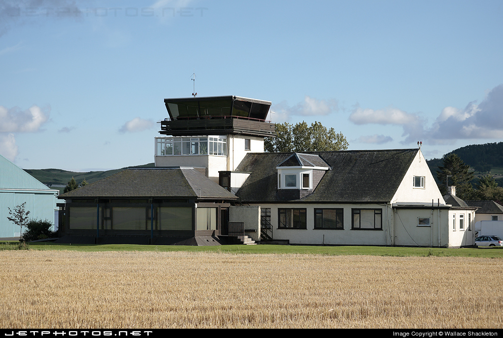 EGPT - Airport - Control Tower