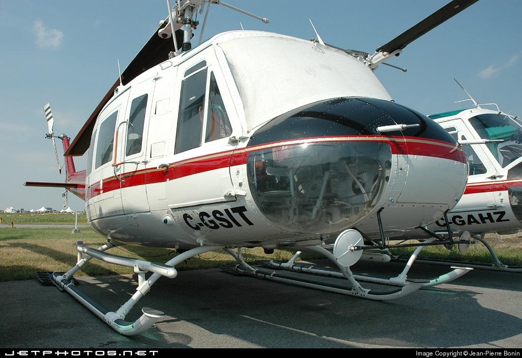 C-GSIT - Bell 205A-1 - Heli-Transport