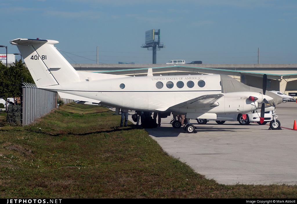84-00181 - Beechcraft C-12U-3 Huron - United States - US Army