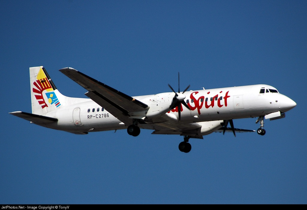 RP-C2786 - British Aerospace ATP - Asian Spirit