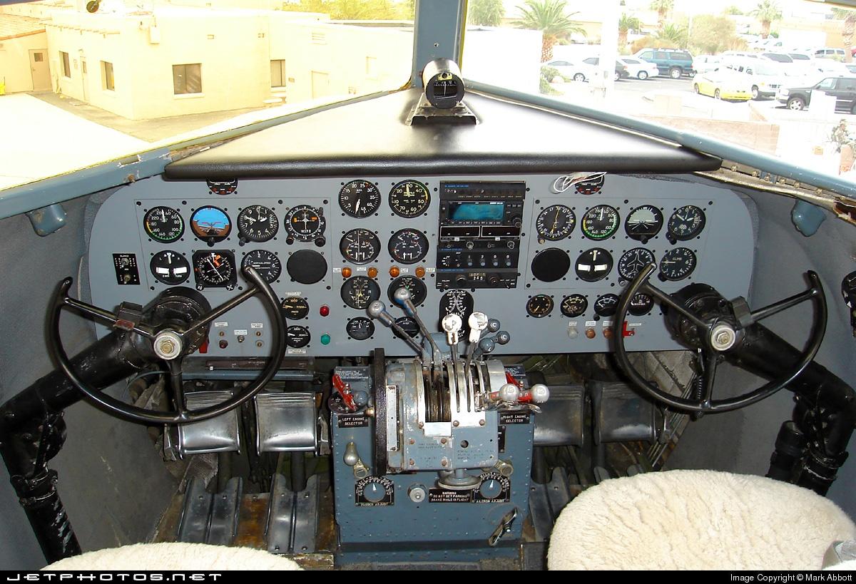N101KC - Douglas DC-3C - Private