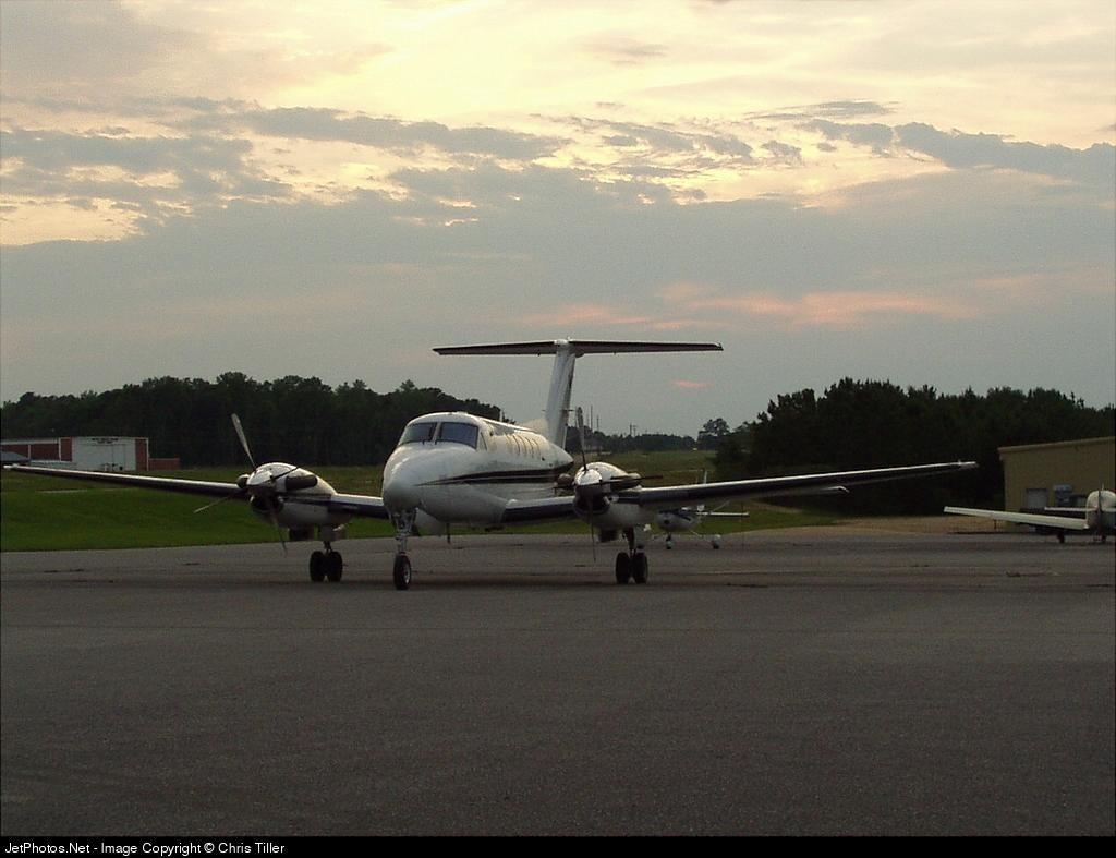 N810K - Beechcraft 200 Super King Air - Airspeed Aviation