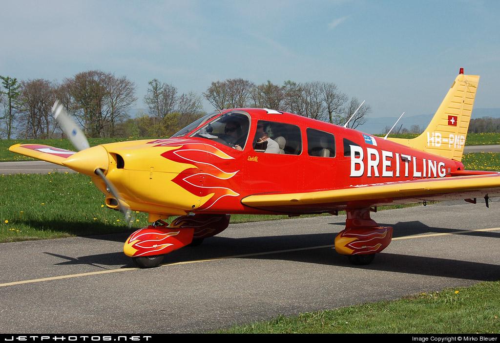 HB-PMP - Piper PA-28-236 Dakota - Groupement de Vol à Moteur Lausanne