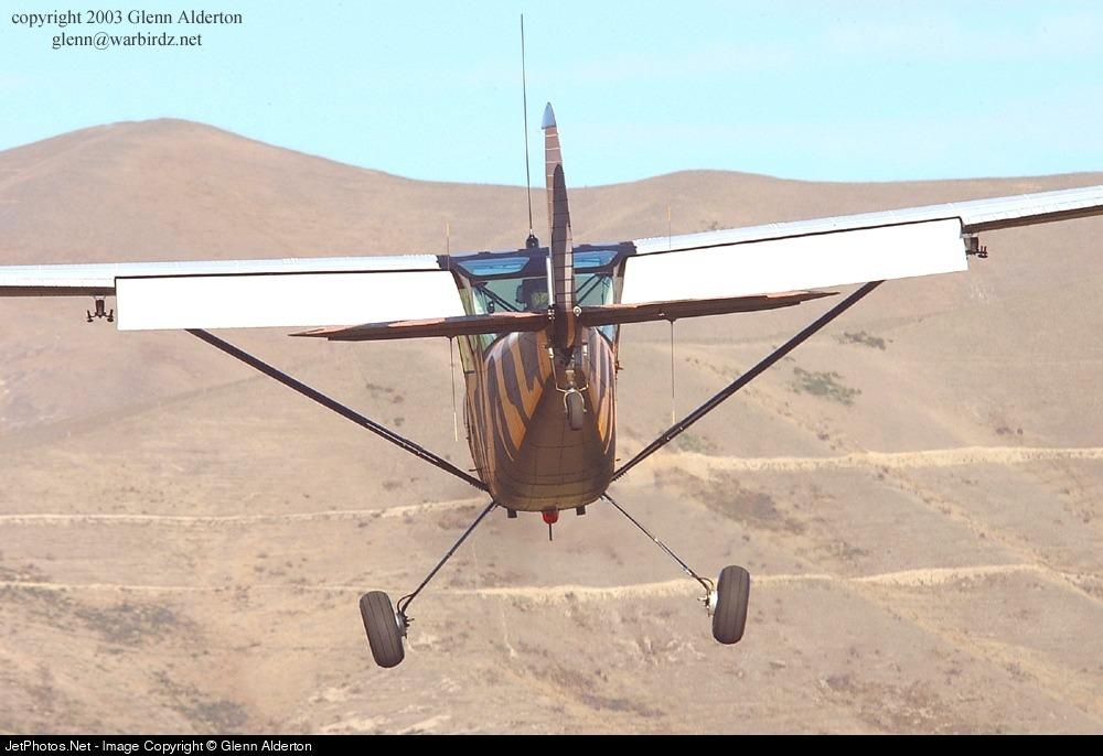 ZK-NAM - Cessna O-1 Bird Dog - Private