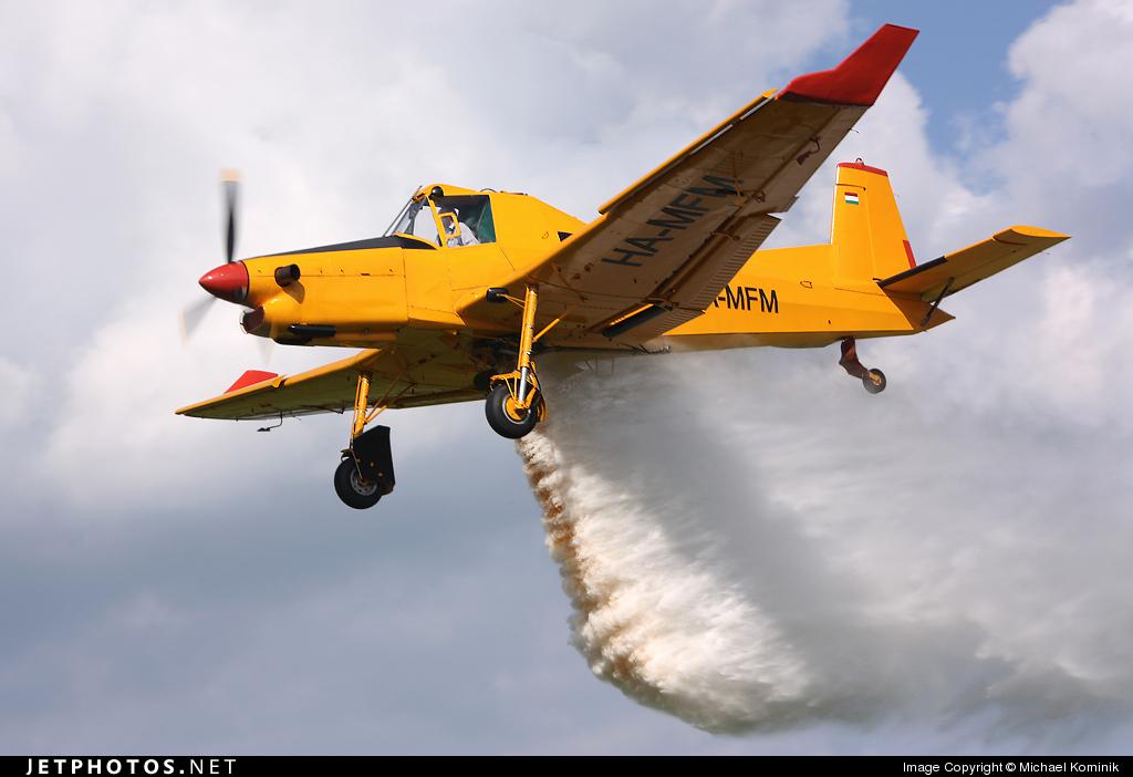HA-MFM - Zlin Z-137T Agro Turbo - Beta Air