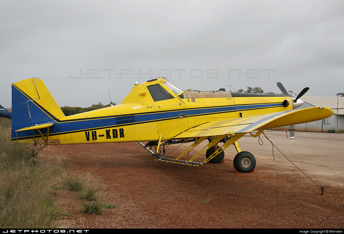 VH-KDR - Air Tractor AT-502 - Private