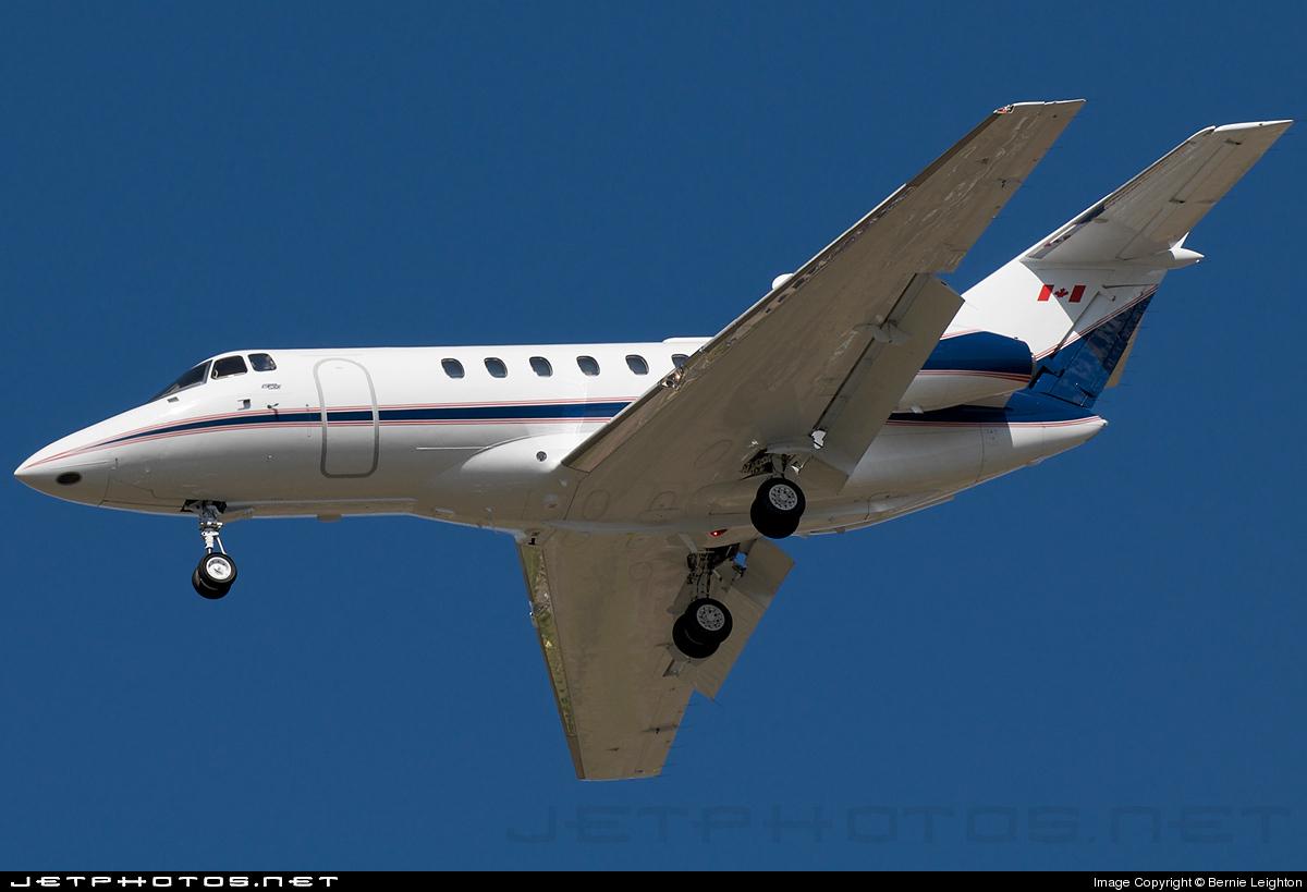 C-GCCU - British Aerospace BAe 125-800A - Sunwest Aviation