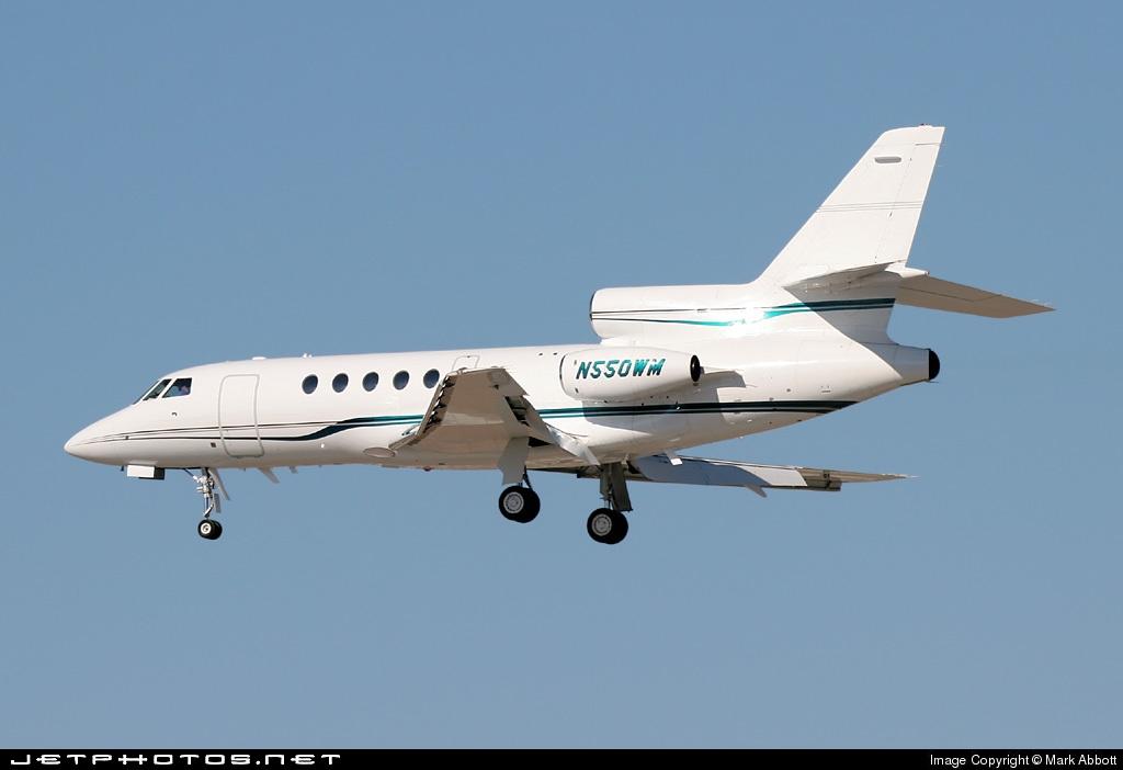 N550WM - Dassault Falcon 50 - General Electric