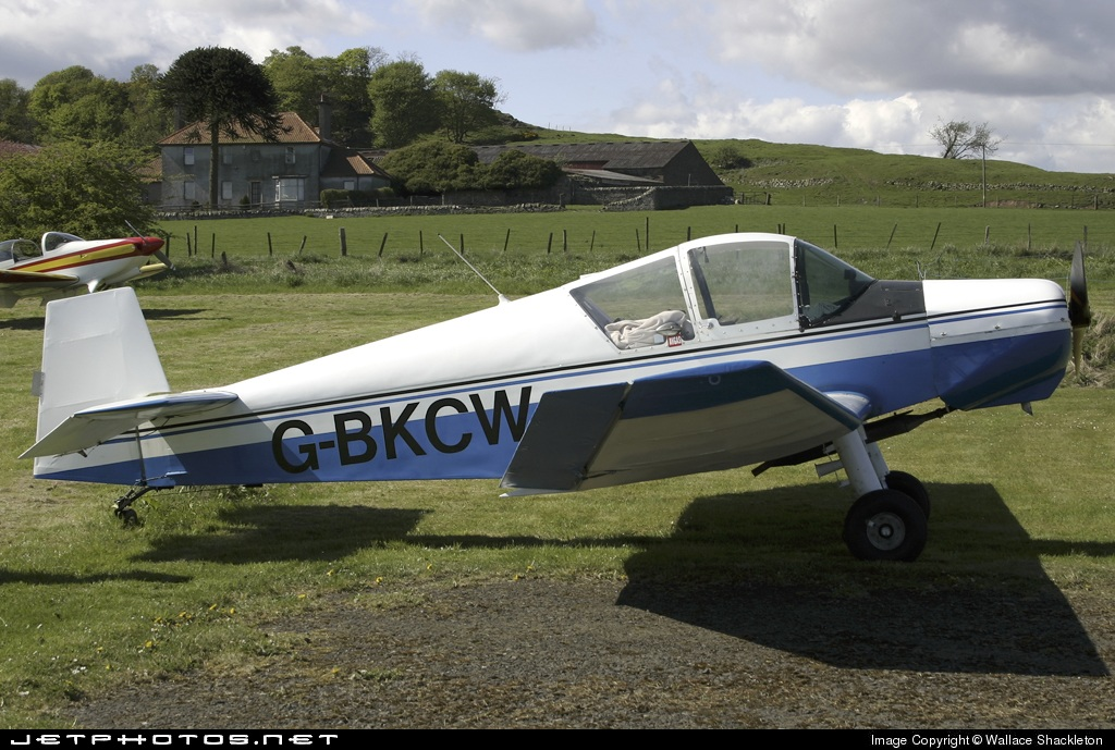 G-BKCW - Jodel D120 Paris-Nice - Private