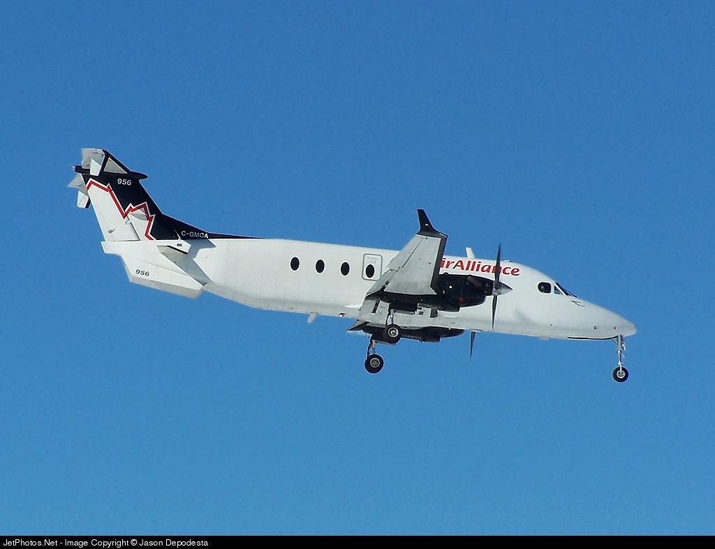 C-GMGA - Beech 1900D - Air Alliance