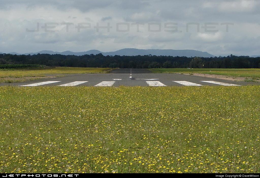 YCNK - Airport - Runway